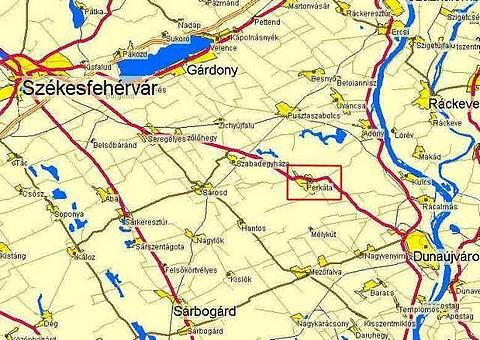 pusztaszabolcs térkép Perkáta Online   a falu harsonája   alternatív hírportál | perkata  pusztaszabolcs térkép